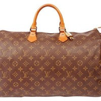 Louis Vuitton Speedy 40 Padlock And Key 4598 (Authentic Pre-owned)