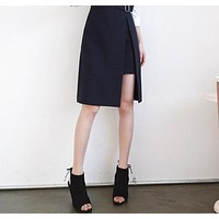 Two Layer High Waisted Skirt