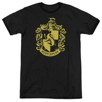 Harry Potter - Hufflepuff Crest Adult Ringer