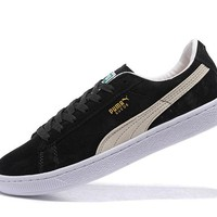 Best Deal Puma SUEDE CLASSIC+ Shoes Women Men Sneaker