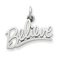 """Believe"" Charm 