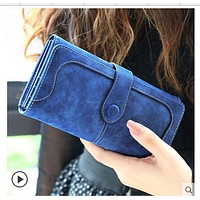 Wallets For Women Long Purse Clutch Women