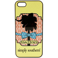 Simply Southern Palmetto iPhone 5 Case