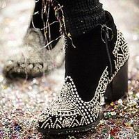 After Dark Ankle Boot