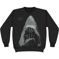Dance Gavin Dance Men's  Shark Sweatshirt Black
