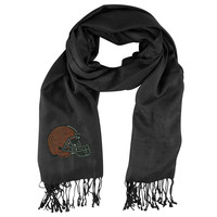 Cleveland Browns NFL Pashi Fan Scarf (Black)