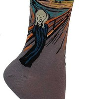 Hot Sox Collection The Scream Trouser