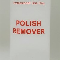 NAIL POLISH REMOVER EMPTY BOTTLE 8oz