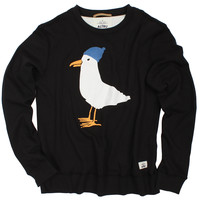 Altru Apparel SEAGULL Loop Terry Crew Neck sweatshirt (Only Size M)