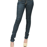 Ultra comfort basic 5 pocket skinny jeans by Just USA