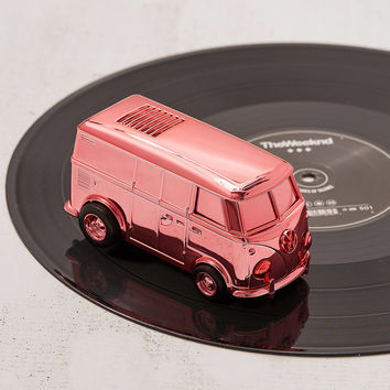 Record Runner X UO Chrome Cordless Vinyl Player | Urban Outfitters