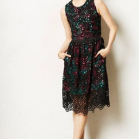 NWT ANTHROPOLOGIE by WOLVEN TERRACE SHEATH DRESS 4