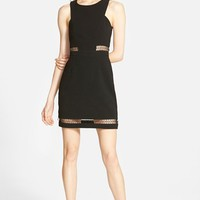 Women's Missguided Inset Minidress,