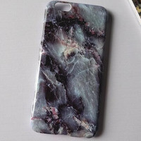 Creative realistic marble mobile phone case for iPhone 7 7 plus iphone 5 5s SE 6 6s 6 plus 6s plus + Nice gift box 71501