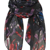 Galactic Print Scarf - Scarves - Scarves  - Accessories