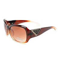 Prada Women Casual Popular Summer Sun Shades Eyeglasses Glasses Sunglasses-13
