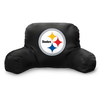 Pittsburgh Steelers NFL Bedrest Pillow