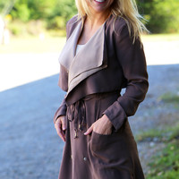 Fall In The City {Lightweight Jacket}