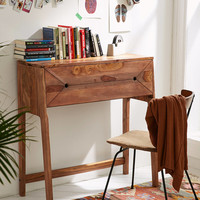 Mid-Century Fold Out Desk | Urban Outfitters