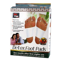 Detoxifying Foot Pad Set