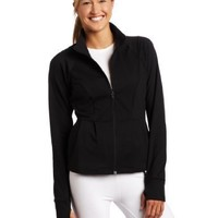 Fila Women's Pleated Supplex Jacket