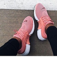 "shosouvenir""NIKE""Air Presto Women Men Fashion Running Sport Casual Shoes"