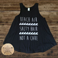 Girls Beach Tank Top