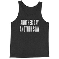Another Day Another Slay Jersey Tank Top for Men