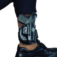 DeSantis Gunhide Leather Ankle Holster