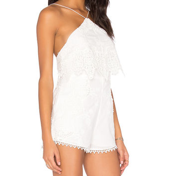Paradise Romper by The Jetset Diaries
