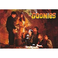 The Goonies Wishing Well Movie Cast Poster 24x36