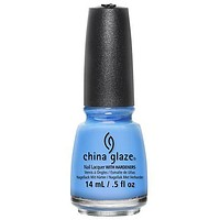 China Glaze - Secret Peri-Wink-Le 0.5 oz - #80895