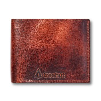 Sea Turtles Genuine Leather Front Pocket Wallet Personalized