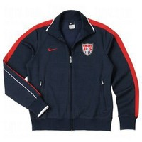 NIKE Mens USA Authentic N98 Track Jacket