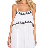Tularosa Bridgette Dress in White