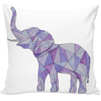 Elephant Couch Pillow