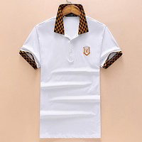 Louis Vuitton  Men Fashion Casual Letter Shirt Top Tee