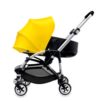 Bugaboo Bee3 Stroller Base in Aluminum and Accessories