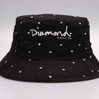 Perfect Diamond Buckets Print Women Men Hip hop Beanies Winter Knit Hat Cap
