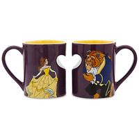 Beauty and the Beast Classic Mug Set | Disney Store