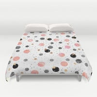 Time To Celebrate Duvet Cover by Elisabeth Fredriksson
