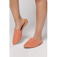 Time To Invest Flats (Ash Coral)