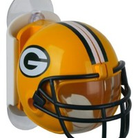 Flipper Nfl Helmet Toothbrush Holder - Green Bay Packers