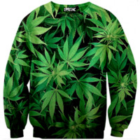 ☮♡ Weed Sweater ✞☆