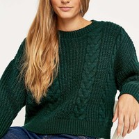 BDG Fishermans Jumper - Urban Outfitters