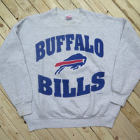 Buffalo Bills Big Logo crewneck sweatshirt