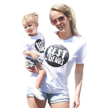 Mommy and Me Best Friends Tees