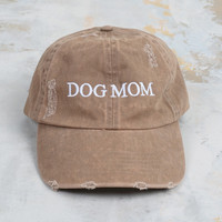 Altar'd State Dog Mom Baseball Cap - Hats - Accessories