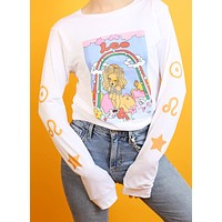 Leo Wonderland Long Sleeve Tee