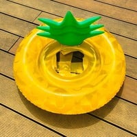 2018 New Baby Swimming Float baby Seat Float Inflatable pinapple Watermelon Pool Float Baby Summer Pool Toy Kids Swimming ring